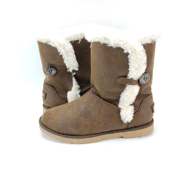 makalu Shoes - Makalu women's Brown winter Boots